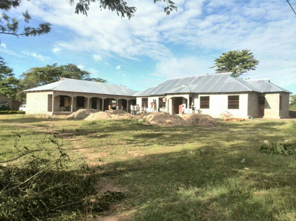 FMG safehouse in the Mara region, project funded by African Palms, selling palm crosses