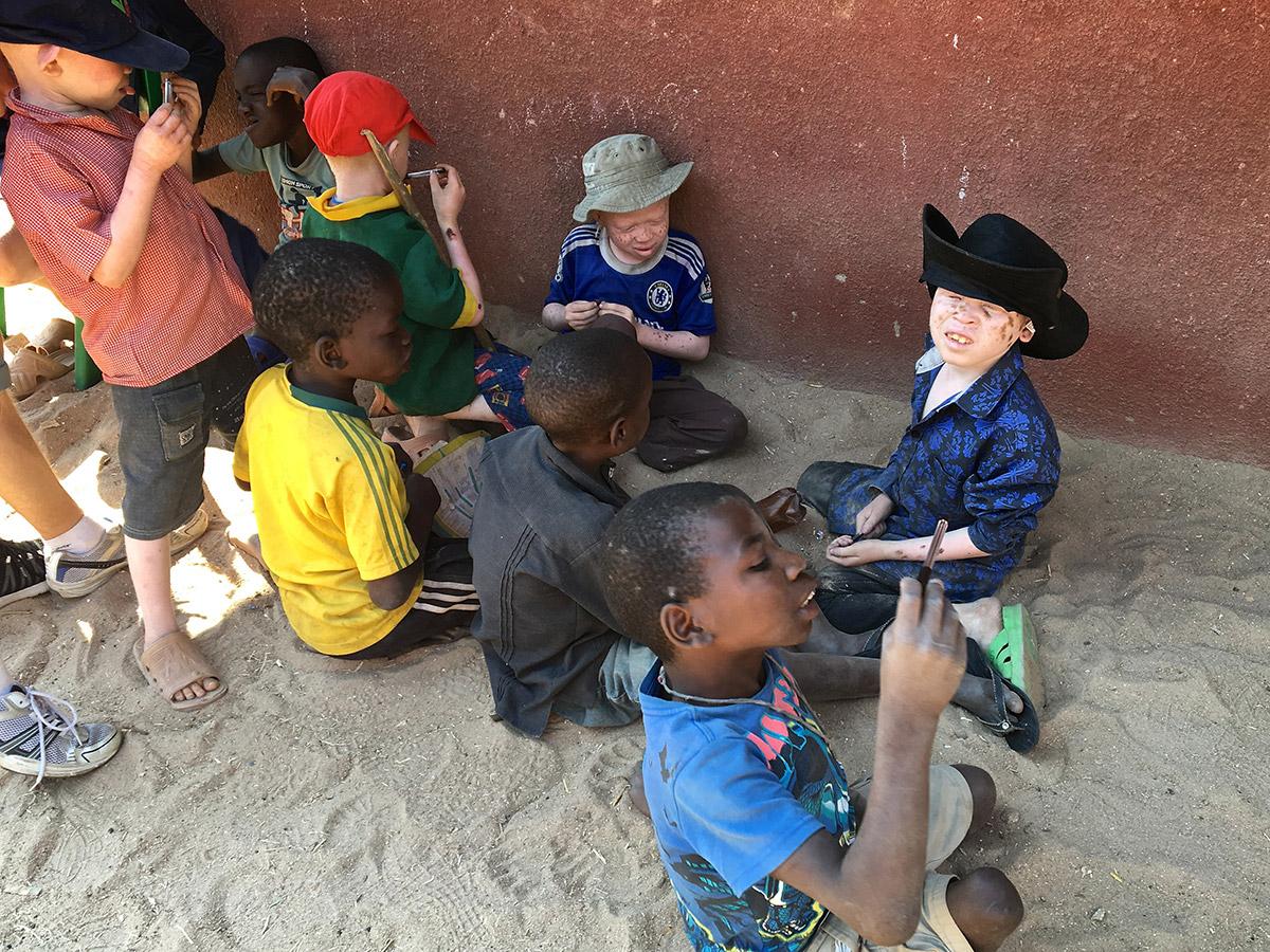 Children at Masasi School